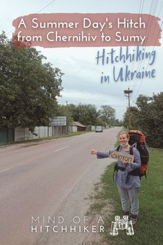 This is how our two-day hitchhiking journey to Ukraine's second-biggest city unfolded Euro Travel, Travel Tips, Travel Goals, Travel Europe, Travel Ideas, Travel Inspiration, Travel Destinations, European Vacation, European Travel