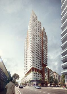 Green Square Tower | Silvester Fuller | Architecture | Design | Project Strategy
