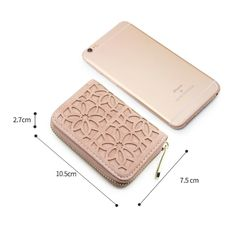 Hot-sale Elegant Hollow Out Multi-slots Card Holder Small Wallet Purse For Women - NewChic Mobile