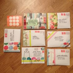 Snailmail Magazine (Nederlands blog): april snailmail