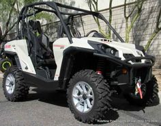 New 2016 Can-Am Commander XT 1000 Pearl White ATVs For Sale in Arizona. 2016 Can-Am Commander XT 1000 Pearl White,  THIS MONTH ONLY!! GET IN FAST Call Hayden and secure this amazing deal 520-579-3939<br /> <br /> 2016 Can-Am® Commander XT 1000 Pearl White <p> Loaded with features and technology that take value to a new level, the Commander XT is built with best-in-class power, a versatile dual-level cargo box, and rider-focused features perfect for the job site or the trails.</p><p…