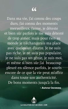 Merci la vie🙏 Happy Love Quotes, Great Quotes, Pretty Words, Cool Words, Burn Out, French Quotes, Life Choices, Interesting Quotes, Positive Life