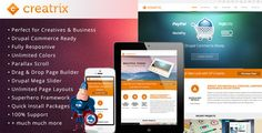 Creatrix - Drupal Commerce, Multipurpose Theme - http://themesparadise.com/creatrix-drupal-commerce-multipurpose-theme/