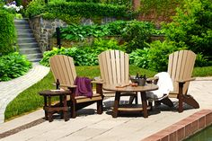 9 Best Amish Adirondack Chairs Images In 2016 Polywood