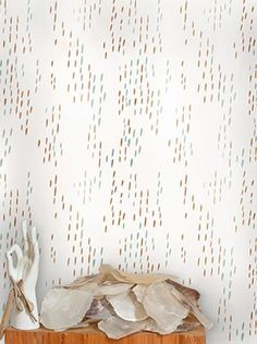 A Gallery of Modern Wallpaper in Light Colors