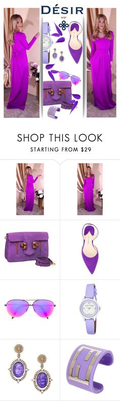 """Desir Vale"" by marinadusanic ❤ liked on Polyvore featuring Fendi, Paul Andrew, Victoria Beckham, Laura Ashley and Bavna"