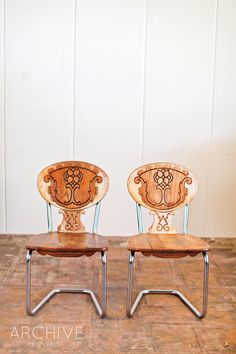 Chairs at Archive Rentals