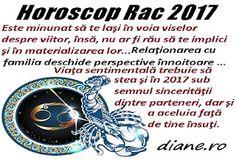 Horoscop 2017 Rac Astrology