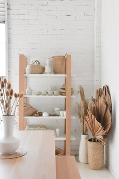 Our Mooloolaba Bookshelf is the perfect place to display your most treasured possessions. Pictured here in American White Oak. Find out more via our website or visit us in store. Bookshelves, Bookcase, Storage Shelving, Sunshine Coast, White Oak, Scandinavian Design, Perfect Place, Floating Shelves, Flower Arrangements