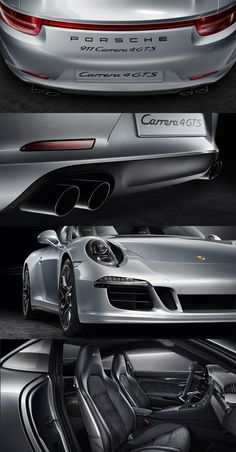 Simply a lot of substance. Not a touch of mass. In other words, a minimalist style that leaves nothing to be desired. But has all that matters. #Porsche #911 #Carrera #GTS. Learn more: http://porsche.com/all/countryselector/default.aspx?type=911-carrera-gts Combined fuel consumption in accordance with EU5: 12.4-8.2 l/100 km; CO2 emissions in g/km 289-191.