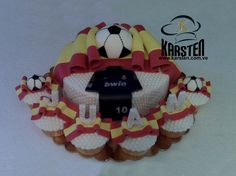 Torta y Cupcake´s Real Madrid