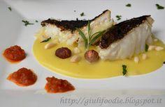 Giuli Foodie, le mie ricette in cucina: Baccalà con Olio al Rosmarino, Crema di…