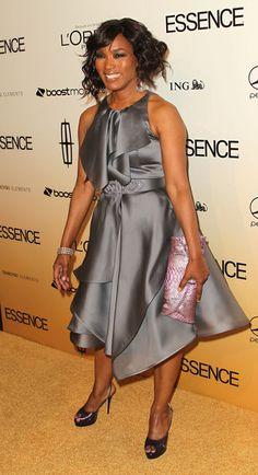 Angela Bassett Photo - 4th Annual ESSENCE Black Women In Hollywood Luncheon