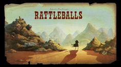 Rattleballs (S5, E46) title card