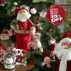 A magia do Natal está presente em tudo, principalmente nos detalhes. Encontre a decoração da sua festa de fim de ano na Etna, e aproveite descontos de 15% nas compras acima de mil reais. Corre, é só até domingo!