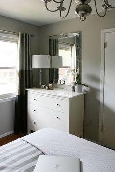 Hemnes bedroom  BEDROOMS  Pinterest  Furniture Pink walls and