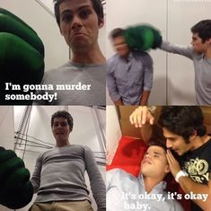 Find images and videos about funny, teen wolf and dylan o'brien on We Heart It - the app to get lost in what you love. Teen Wolf Memes, Teen Wolf Quotes, Teen Wolf Funny, Teen Wolf Boys, Teen Wolf Dylan, Teen Wolf Stiles, Teen Wolf Cast, Teen Wolf Isaac, Dylan O'brien