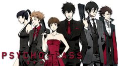 Manga Cosplay Psycho Pass Quotes - Fan of the Psycho Pass psychological anime series? Then you won't soon forget these 31 great anime quotes sprinkled throughout the series. Anime Like Psycho Pass, Psycho Pass Quotes, Psycho Pass Kagari, Passe Psycho, Prince Of Stride, Ginoza Nobuchika, Manga Anime, Anime Art, Science Fiction