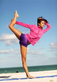 Learn yoga moves online