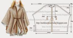Fashion Templates for Measure: PANTS / JACKETS