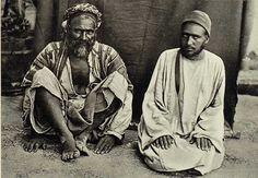 1880s pilgrims to Makkah from Bagdad - حجاج من بغداد