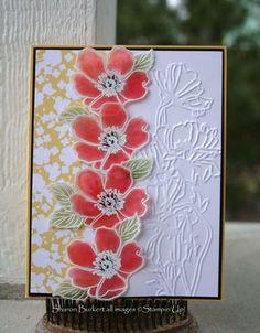 Fabulous Florets Vellum Flowers