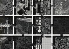 Kersten Van Geers, David Van Severen, A Grammar for the City, South Korea, aerial view, 2005