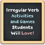 Make learning irregular verbs fun for your students with these great games and activities! Kindergarten Reading Activities, Kindergarten Lesson Plans, Speech Activities, Language Activities, Grammar And Punctuation, Teaching Grammar, Grammar And Vocabulary, Student Teaching, English Teaching Resources