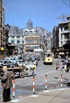Karaköy 1952