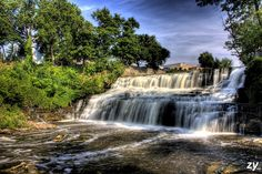 HDR Glen Falls Williamsville NY | by zynine-