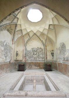 Hammam bathing house, Iran