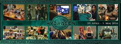 HydraCon Cosplay 2016 - Herning, Sverige, 29 April - 1 Maj, 2016 ~ Anime Nippon~Jin - Kagi Nippon He