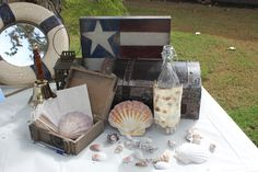 30th Birthday Nautical Theme Party