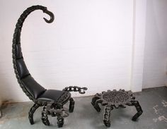 1000 Images About Scorpion Chairs On Pinterest Scorpion