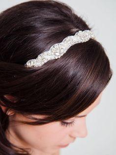 Crystal Hair Ornament | PIPPA HAIRBAND | Davie & Chiyo