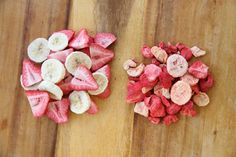 Read our informative blog post about the many ways freeze drying with your own home freeze dryer is better than dehydrating for long-lasting, nutritious and tasty food.  https://harvestright.com/blog/freeze-dried-food-versus-dehydrated-food-whats-the-difference/#sthash.mhndXMJi.T2yGYWs5.dpbs