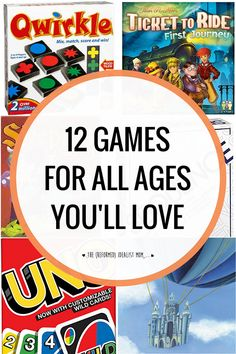 This is the best list of board games for kids that work for a wide range or ages, from preschoolers to teens and beyond. These card games and board games are so much fun that adults love them, too! Because life is too short for suffering through Candyland. These games also make great birthday gifts and Christmas gifts for the whole family. via @kellyjholmes