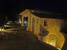 Mountain Stone House Tsagkarada, Pelion, Greece by Dimitri Philippitzis