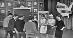 Growing up in the 50s and 60s meant tuning in to American Bandstand every week to watch Dick Clark be charming, listen to fantastic music, and maybe even learn a dance move or two!