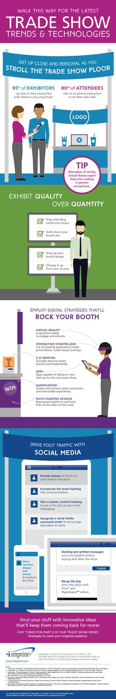 We have everything you need to outfit your tradeshow booth!                                                                                                                                                                                 More
