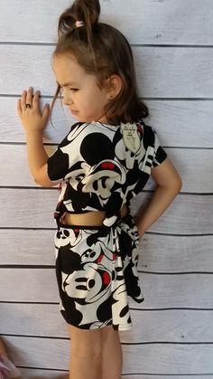 Sukienka Voga Miki-dziewczynka