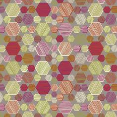 Jessica Swift Geometriska Collection   by SewCrazyAustin on Etsy
