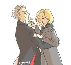 The Doctors dance