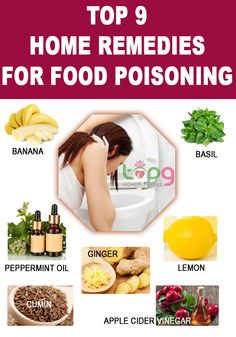 Natural Remedies For Bacterial Food Poisoning