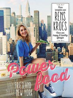 RENS KROES VAN FRIESLAND NAAR NEW YORK #renskroes #thedailylady #boekentip #books #superfood