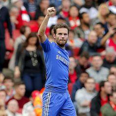 Mata - Chelsea FC