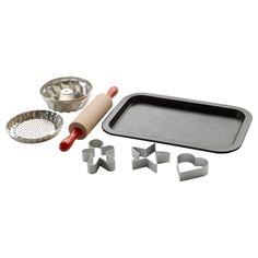 DUKTIG Kit pâtisserie 7 pièces - IKEA