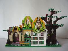 Lego Elves / Harry Potter mashup moc