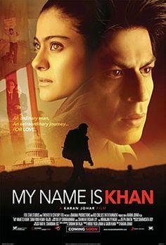 My name is Khan : Rizvan Khan est un enfant musulman qui a grandi avec sa mère en Inde, & qui souffre du syndrome d'Asperger. 2001. La paranoïa ambiante & la haine n'épargneront pas sa famille. Pour regagner l'amour de Mandira, Rizvan a entrepris de démontrer au monde en général & au président des États-Unis en particulier que l'on peut être musulman sans représenter une menace. Son handicap le rend pourtant suspect