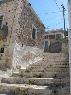 Pothia, on the island of Kalymnos in Greece
